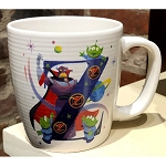 Disney Mug - Z is for Zurg - ABC Disney Letters