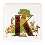 Disney Trinket Box - K is for Kilimanjaro Safaris - ABC Disney Letters