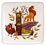 Disney Trinket Box - L is for Festival of the Lion King - ABC Disney Letters