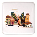 Disney Trinket Box - M is for Main Street USA - ABC Disney Letters