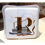 Disney Trinket Box - R is for Riverboats - ABC Disney Letters