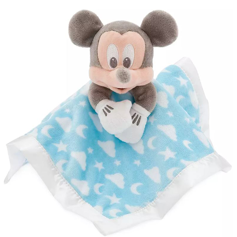 Disney Plush Blanket for Baby - Mickey Mouse