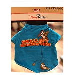Disney Shirt for Dogs - Chip n Dale - Small But Mischeivous