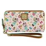 Disney Dooney & Bourke Bag - Minnie Mouse - Epcot Flower & Garden Festival 2020 - Wallet Wristlet