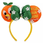 Disney Minnie Ear Headband - Epcot International Flower & Garden Festival 2020 - Orange Bird
