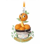 Disney Ornament - Epcot Flower & Garden Festival 2020 - Orange Bird