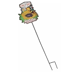 Disney Garden Stake - Spike - Epcot International Flower & Garden Festival 2020