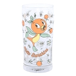 Disney Juice Glass - Epcot Flower & Garden Festival 2020 - Orange Bird