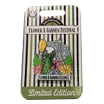 Disney Pin - Remy Topiary - Epcot Flower & Garden Festival 2020 - Limited Edition
