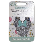 Disney Reveal Pin - Minnie Mouse Icon - Epcot Flower & Garden Festival 2020 - Limited Edition