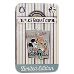 Disney Pin - Mickey Mouse - PASSHOLDER - Epcot Flower & Garden Festival 2020 - Limited Edition