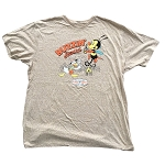 Disney Adult Shirt - Spike the Bee - Epcot Flower & Garden Festival 2020