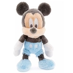 Disney Rattle Plush - Mickey Mouse - 9''