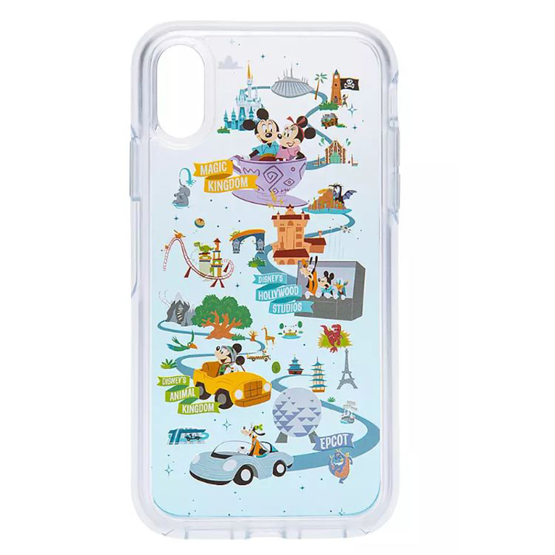 Disney Otterbox iPhone X / XS Case - Park Life
