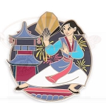 Disney Pin - Mulan