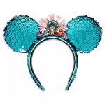 Disney Minnie Ear Headband - The Little Mermaid Inspired Reversible Sequin by Betsey Johnson