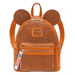 Disney Loungefly Bag - Mickey Mouse - NBA Experience - Mini Backpack