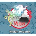 Disney Pin - Mulan Live Movie - Phoenix