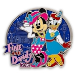 Disney Pin - Fine and Dandy 2020 - Minnie and Daisy