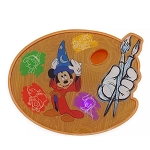 Disney Light Up Magnet - Sorcerer Mickey - Ink & Paint