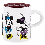 Disney Coffee Cup Mug - Multiple Minnies