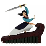 Disney Figure - Mulan by Tony Cipriano