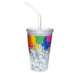 Disney Tumbler w/ Lid - Ink & Paint - Small