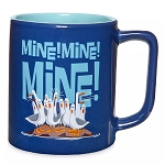 Disney Coffee Cup Mug - Seagulls - Mine Mine Mine