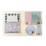 Disney Parks Notepad Set - Park Life