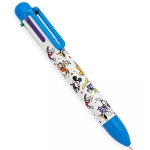 Disney Multicolor Ink Pen - Classic Mickey Mouse & Friends