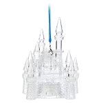 Disney Light Up Ornament - Fantasyland Castle