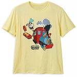 Disney Adult Shirt - Goofy - Mickey & Minnie's Runaway Railway