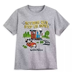 Disney Youth Shirt - Mickey & Minnie's Runaway Railway