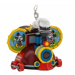 Disney Ear Hat Ornament - Mickey & Minnie's Runaway Railway