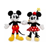 Disney Magnetic Plush Set - Mickey & Minnie's Runaway Railway