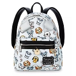 Disney Loungefly Bag - Disney Dogs - Mini Backpack