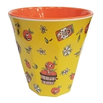 Disney Juice Cup - Epcot Flower & Garden Festival 2020 - Spike's Pollen-Nation Exploration Reward - Orange Bird