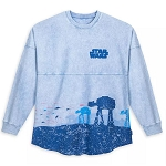 Disney Adult Shirt - Spirit Jersey - Star Wars - Hoth