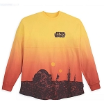 Disney Adult Shirt - Spirit Jersey - Star Wars - Tatooine