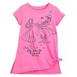 Disney Girls Fashion Shirt - Sleeping Beauty - My Friends Sing & Dance
