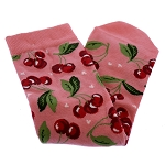 Disney Adult Socks - Mickey Mouse Cherries