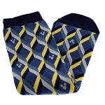 Disney Adult Socks - Blue Geometric Mickey