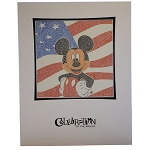 Disney Artist Print - Celebration of the Mouse - Gregg - Visintainer - American Mickey