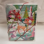 Disney WonderGround Card Set - Jeff Granito - Holiday 8 cards and Envelopes