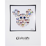 Disney Artist Print - Celebration of the Mouse - Jerrod Maruyama - So Many Mickeys