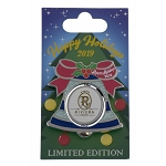 Disney Resort Holidays Pin 2019 - Riviera Resort - Mickey and Minnie Mouse