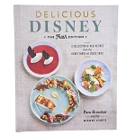 Disney Cookbook - Delicious Disney - The Fresh Edition - Pam Brandon and the Disney Chefs
