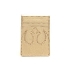 Disney Loungefly Card Case - Star Wars Rebel Alliance Gold