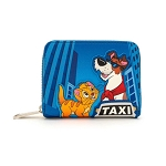 Disney Loungefly Wallet - Oliver and Company Taxi Ride