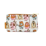 Disney Loungefly Pouch - Star Wars Empire Strikes Back Pastel Ewoks